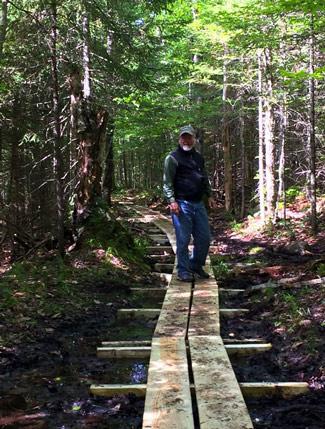 hiking cranberrylake 50
